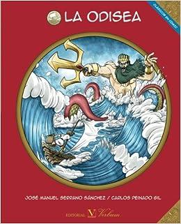 LA ODISEA CLÁSICOS EN CÓMIC Colección Infantil-Juvenil: Amazon.es: JOSE SERRANO CHACHEZ: Libros