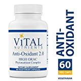 Vital Nutrients - Anti-Oxidant 2.0 Phytonutrient Complex - Specially Balanced Antioxidant Formula to Help Neutralize Free Radicals - 60 Capsules per Bottle