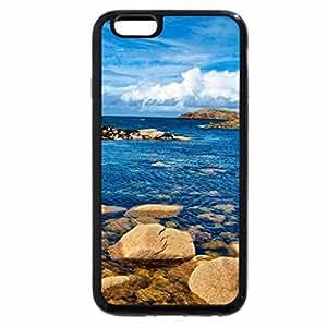 iPhone 6S / iPhone 6 Case (Black) atlantic coast