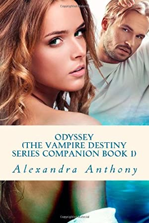 book cover of Odyssey