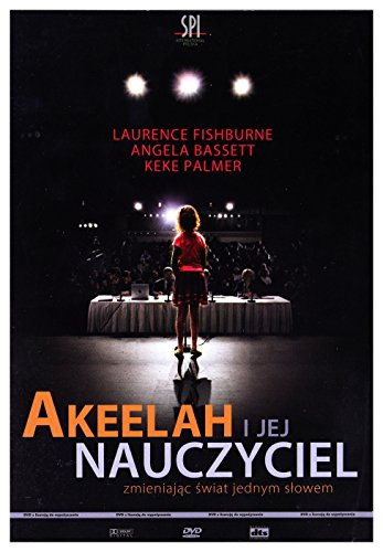 Akeelah and the Bee [DVD] (English audio) (Lee Thompson Young Akeelah And The Bee)