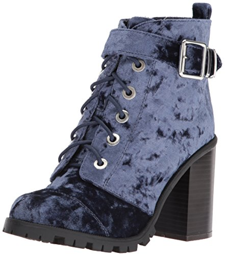 Velvet Blue Women's Dark Boot Dark Hiking Qupid BZqUHSx