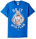 WWE Men's Dirtiest Diva In The Game T-Shirt, Royal, X-Large