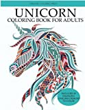 Unicorn Coloring Book: Adult Coloring Book with Beautiful Unicorn Designs (Unicorns Coloring Books)