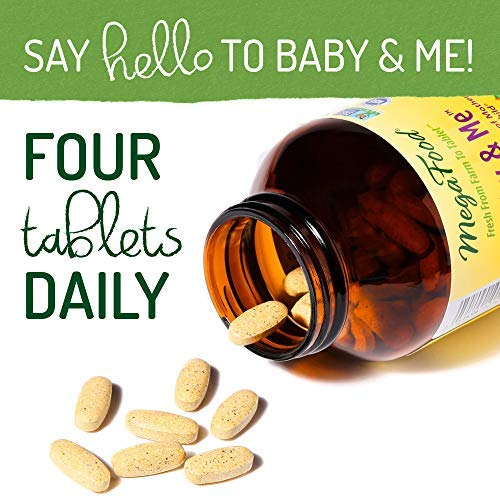 Megafood Baby Amp Me Prenatal And Postnatal Supplement To