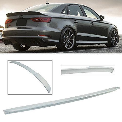 2015 2018 Spoiler Audi A3 S3 Rs3 Sedan Rear Trunk Deck Lid
