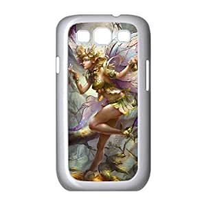 Samsung Galaxy S 3 Case Fairy in the Forest with Flowers White Yearinspace YS366065