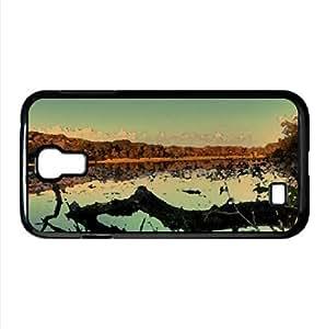 Fallen - Jensen Lake, Lebanon Hills Park, Eagan, Minnesota Watercolor style Cover Samsung Galaxy S4 I9500 Case (Minnesota Watercolor style Cover Samsung Galaxy S4 I9500 Case)