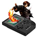 """8 bit video game console - Portable Handheld Video Game Console 8 Bit Game Player 2.5"""" LCD Built-in 129 Games-BLACK"""