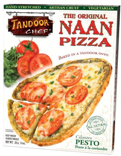 Cilantro Pesto Naan Pizza, 7.4-Ounce Boxes (Pack of 12)