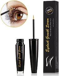 Lash Eyelash Growth Serum – Brow & Lash Growth Enhancer for Fuller, Longer, Thicker Eyelashes and Eyebrows, Natural Growth Formula 3 ml.