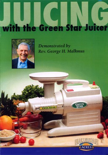 Tribest GS993C Juicing with Green Star Juicer DVD by Tribest
