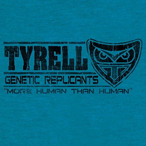 Mens T Shirt - Tyrell Replicants - 8Ball Originals Tees