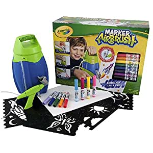 crayola aer grafo de juguete marker airbrush