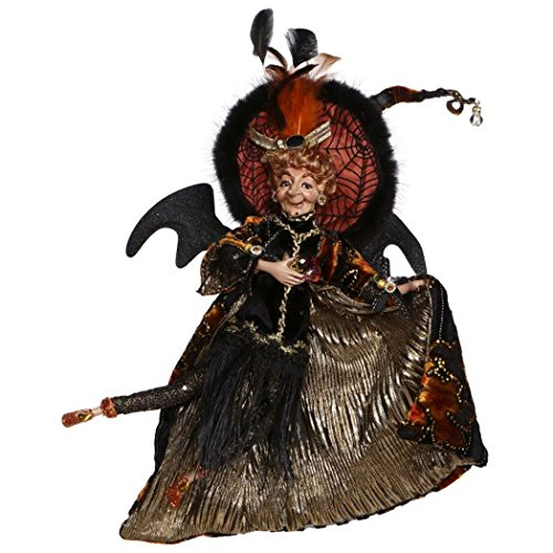 Mark Roberts Manhattan Socialite Witch 13 Inches 51-77500 (Mark Roberts Halloween Witches)