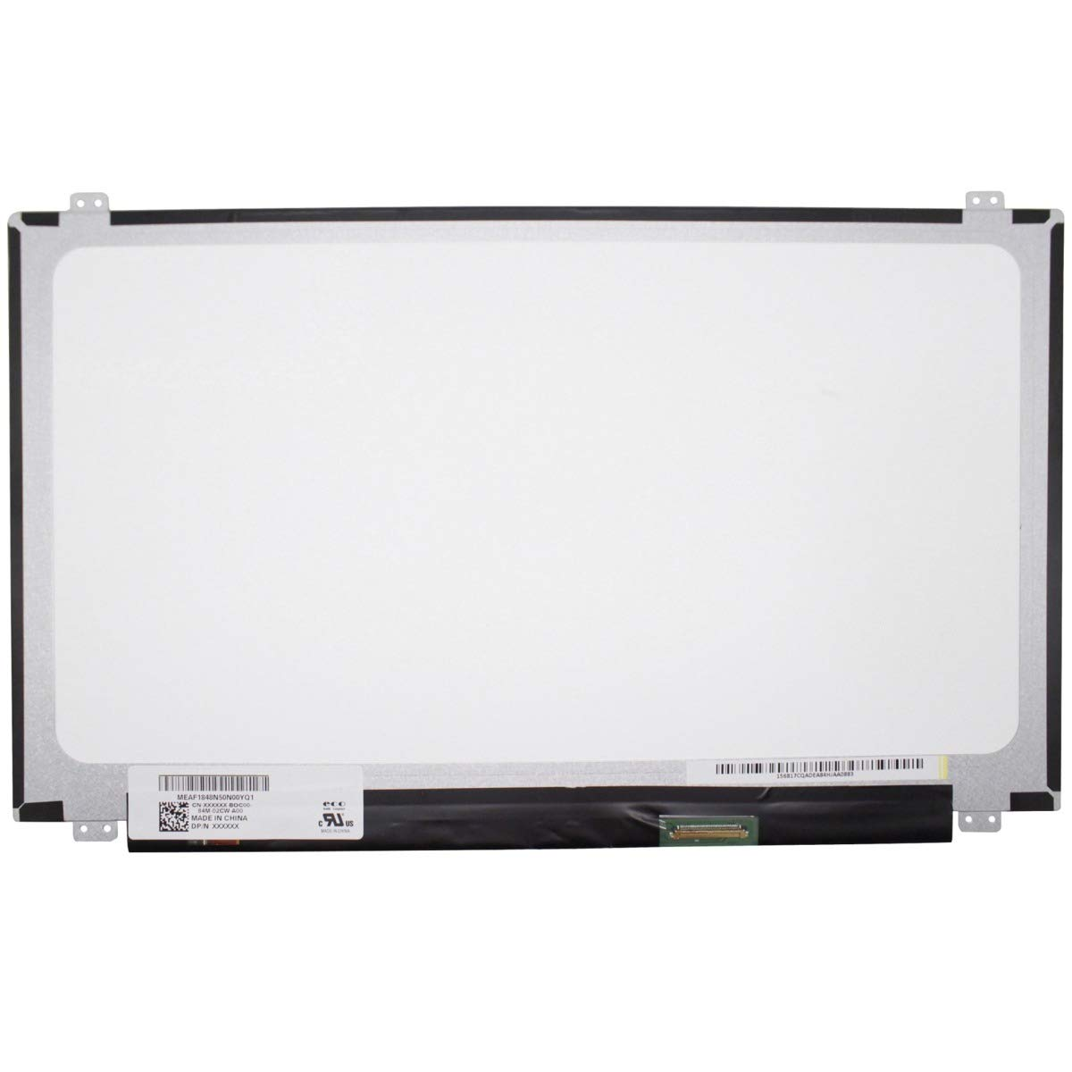 Wikiparts New 15.6 Matte Screen REPLACEMENT FOR HP PAVILION 3168NGW Laptop FHD LED LCD NON-IPS Display Panel