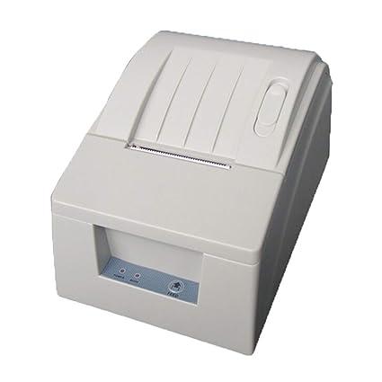 ZXY Impresora térmica de 58 mm, impresión de Etiquetas de ...