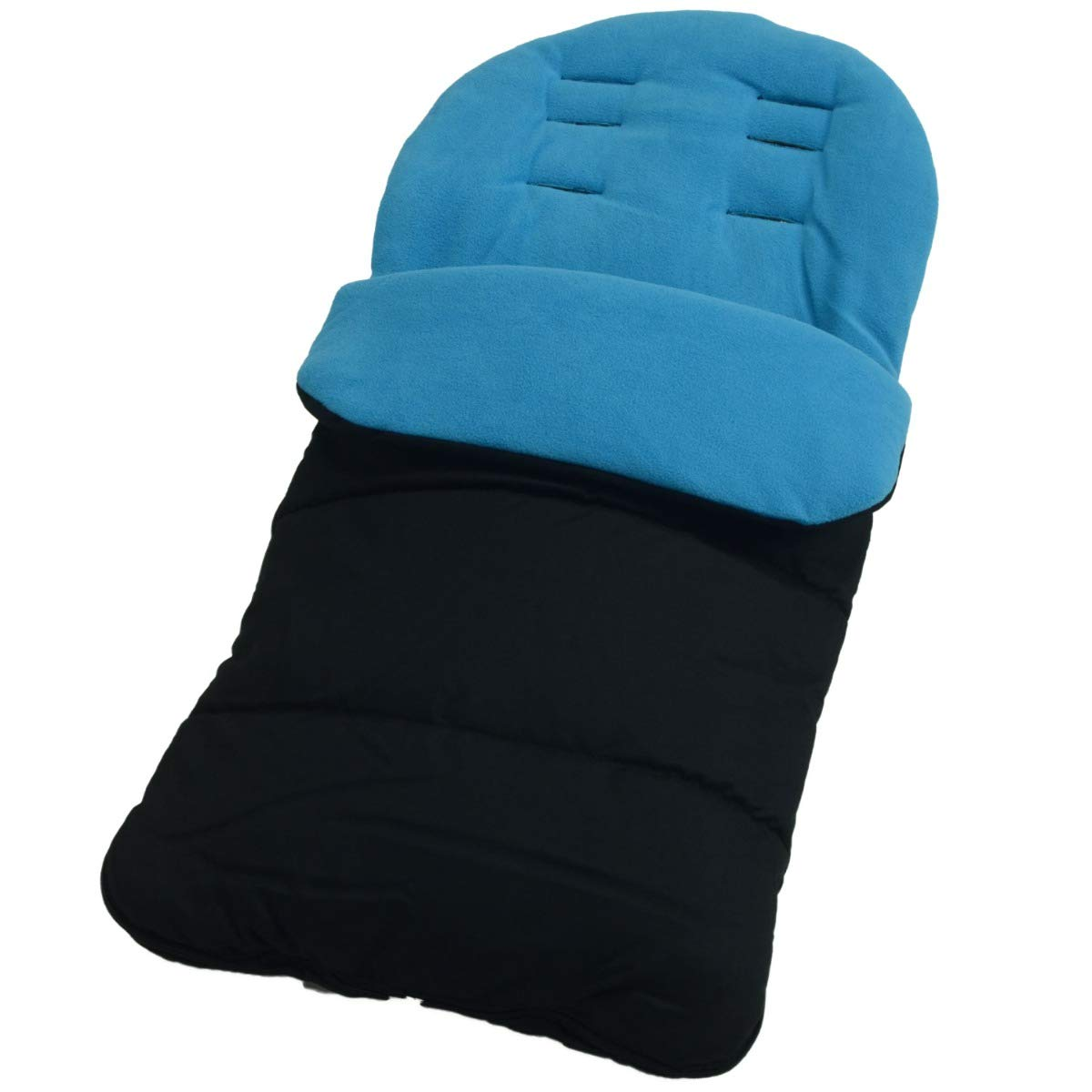 Dolphin Grey Premium Footmuff//Cosy Toes Compatible with iCandy Raspberry
