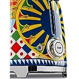 Dolce and Gabbana x Smeg TSF02DGUS 4 Slice