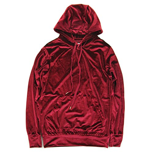 VFIVE UNFOUR Men Velvet Velour Swag Hip Hop Oversized for sale  Delivered anywhere in USA