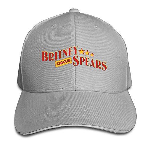 Britney Spears Hat - Britney Spears Film Stars Pop Music Adjustable Unisex Hats Baseball Cap Sanwich Bill Caps