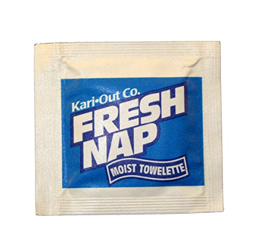 Specialty Quality Packaging 6700305 Fresh Nap Moist Towelettes Lemon Fragrance, 28