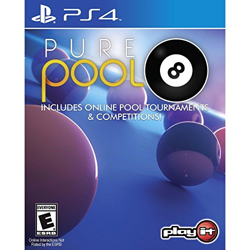 Price comparison product image Pure Pool PS4 - PlayStation 4