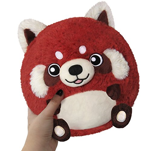 """SQUISHABLE Mini Plush Red Panda II 7"""" round stuff animal Ama"""