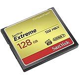 SanDisk Extreme 128GB CompactFlash Memory Card (SDCFXSB-128G-G46)