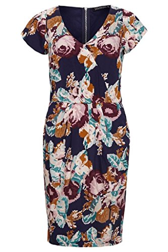 Sugarhill Boutique Robe Fleur Rose XS/UK 8