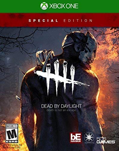 Dead by Daylight - Xbox One (Friday The 13th Game Xbox One X)