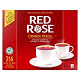 Red Rose Tea Orange Pekoe 216 PC