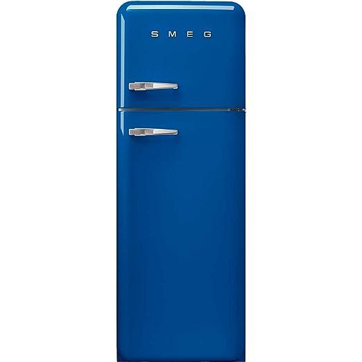 Smeg FAB30RBE3 nevera y congelador Independiente Azul 294 L A+++ ...