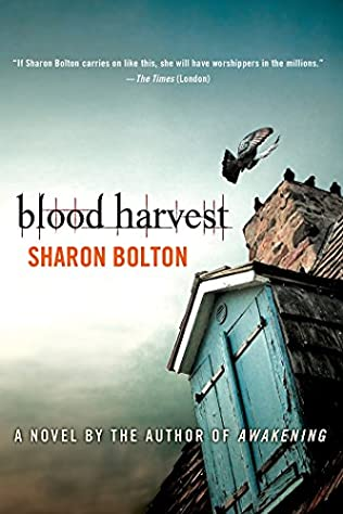 book cover of Blood Harvest