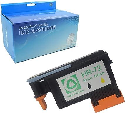 Ouguan - Cabezales de impresión para HP Designjet T610 T620 T770 ...