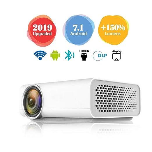 XINYUE Microproyector Doméstico/LED/Portátil Compacto/Proyector ...