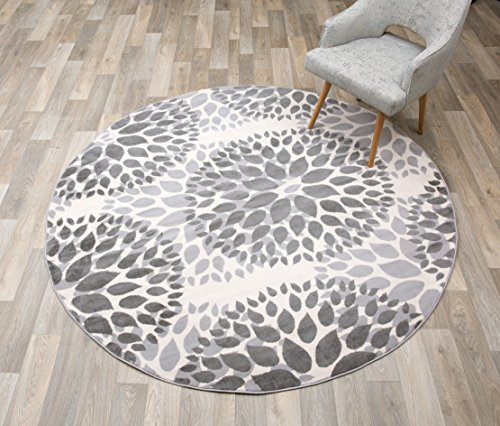 round area rugs 6 feet - 9