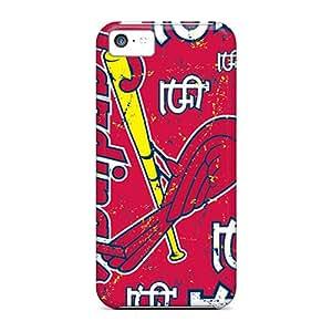 Iphone 5c Case Cover Skin : Premium High Quality St. Louis Cardinals Case