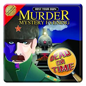 Cheatwell Games - Murder Mystery Dead On Time