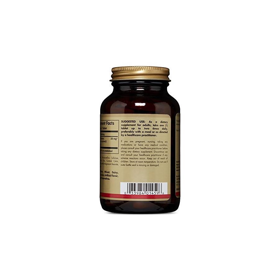 Solgar Non GMO Super Concentrated Isoflavones Tablets