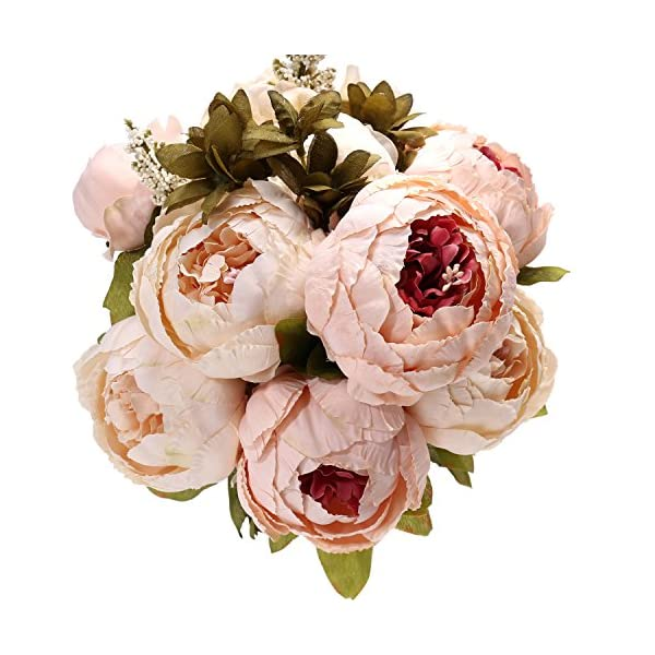 Uworld-Artificial-Flowers-Real-Looking-Fake-Peony-for-PartyDIY-Wedding-Bouquets-Home-Centerpieces
