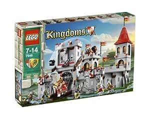 LEGO Kingdoms 7946 - El castillo del rey [versión en inglés]