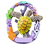 SEA TURTLE RESIN CORAL MAGNET, Case of 240