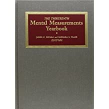 The Eleventh Mental Measurements Yearbook (Buros Mental Measurements Yearbook) (v. 11)