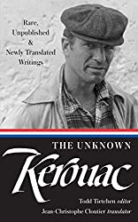 Image of the product The Unknown Kerouac LOA that is listed on the catalogue brand of Library of America.