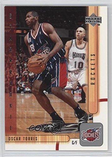 Oscar Torres (Basketball Fated) 2001-02 Upper Deck - [Base] #416.2