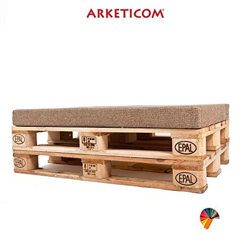 Arketicom COUSSIN PALETTE pour Salon de Jardin Dehoussable ...