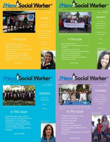 The New Social Worker®, Volume 19, Winter-Fall 2012