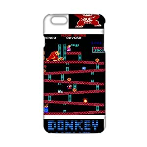 Angl 3D Case Cover Carton Funny Game Donkey Kong Phone Case for iphone 4 4s