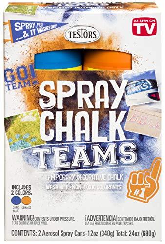 Testors 334336 Spray Chalks